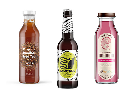 Lids & Labels for Beverage Products - LMI Packaging