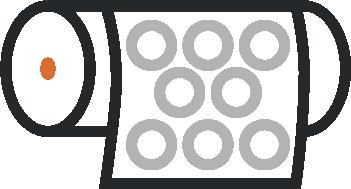 Die-Cut Lids and Labels - LMI Packaging