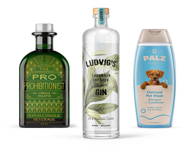 Pressure-Sensitive Labels - LMI Packaging